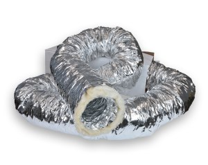 Acoustic Insulated Ducting