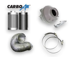 CarboAir 50 Kits