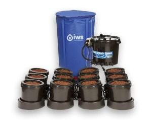 IWS Intelligent Watering System