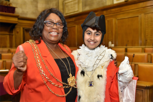 Lord Mayor and Children's Lord Mayor