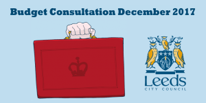 Budget consultation December 2017