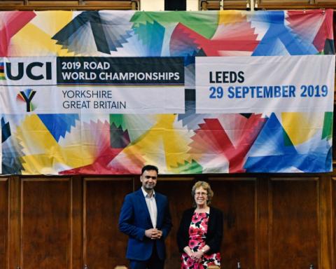 UCI Road World Champs 2019 Leeds