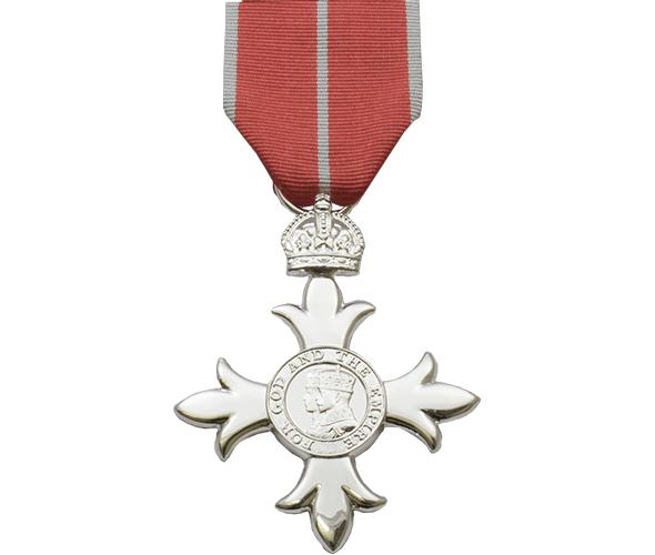 OBE Medal