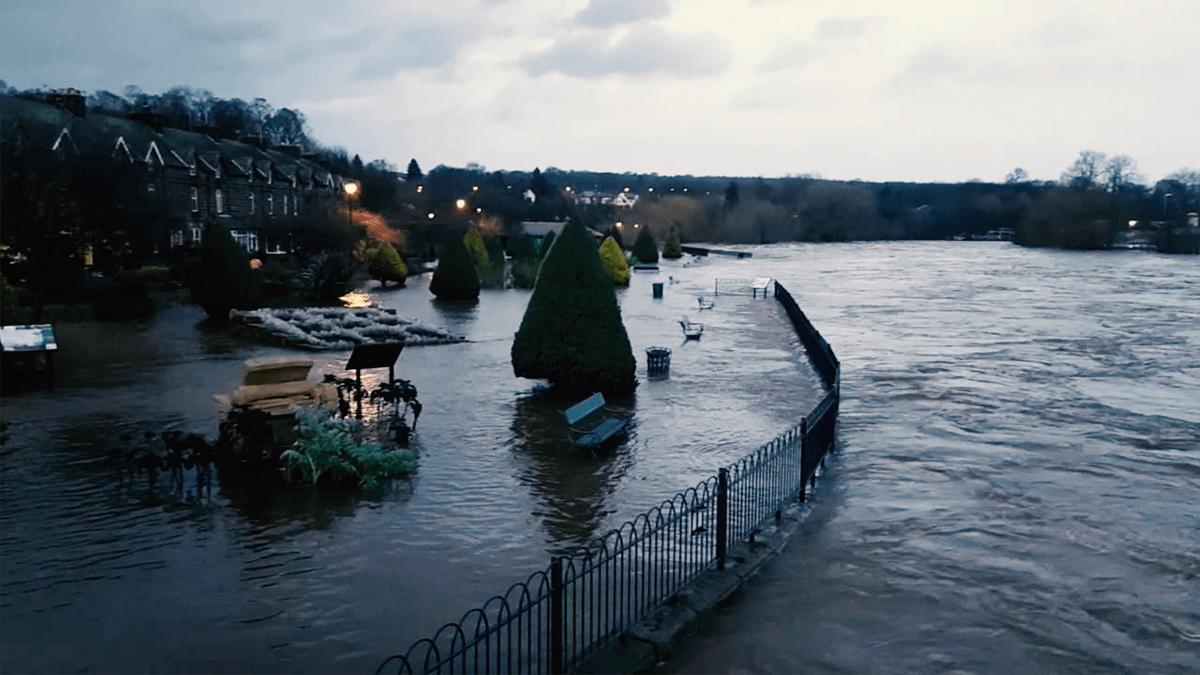 Otley Flood Alleviation Scheme