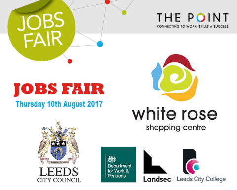 Jobs Fair White Rose Shopping Centre