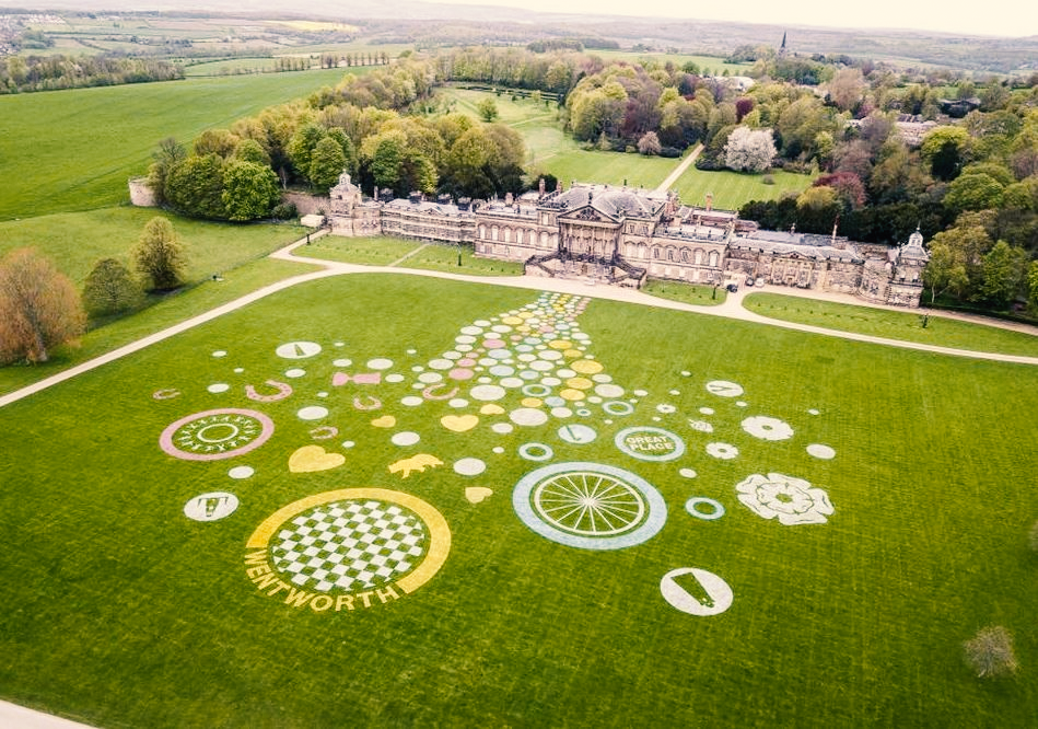 LANDART Wentworth Woodhouse