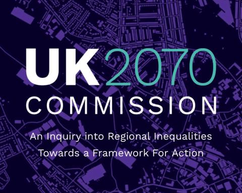 UK2070 Commission