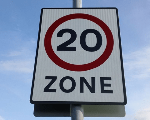 20mph Local Areas Speed Limit