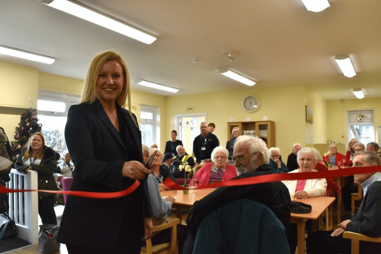 Cllr Charlwood launches Wykebeck