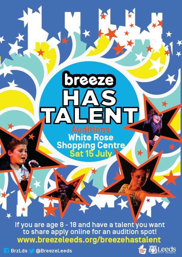 Breeze has Talent 2017