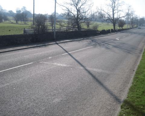A658 Pool Bank New Road