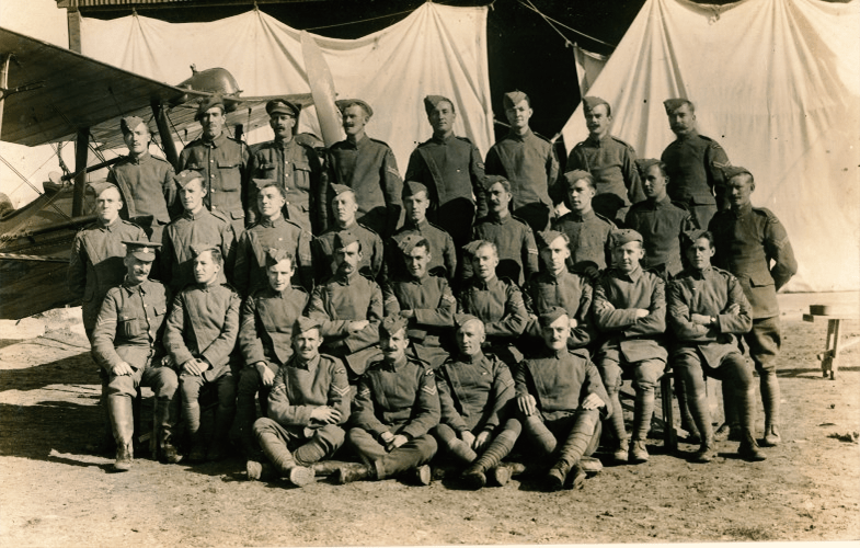 Strafford's Royal Flying Corp Squadron