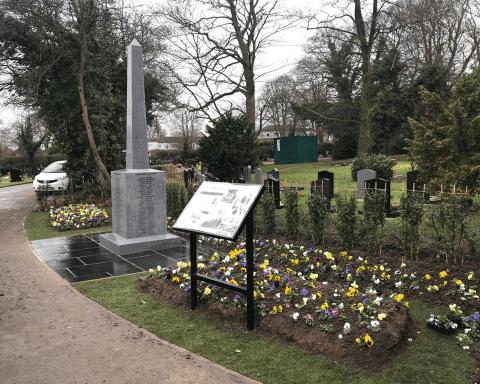 Garforth War Memorial