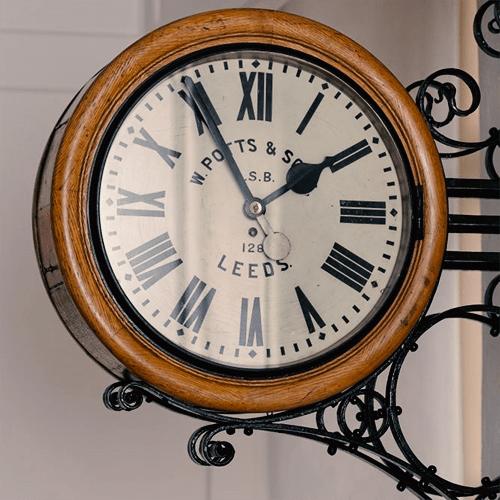 William Potts Clock