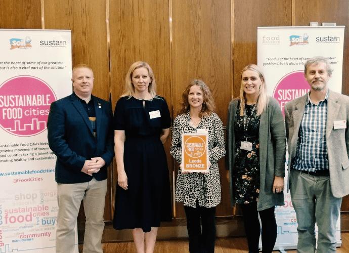 Leeds Food Partnership Award