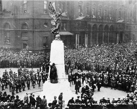 Lord Mayor of Leeds to lead Remembrance Sunday