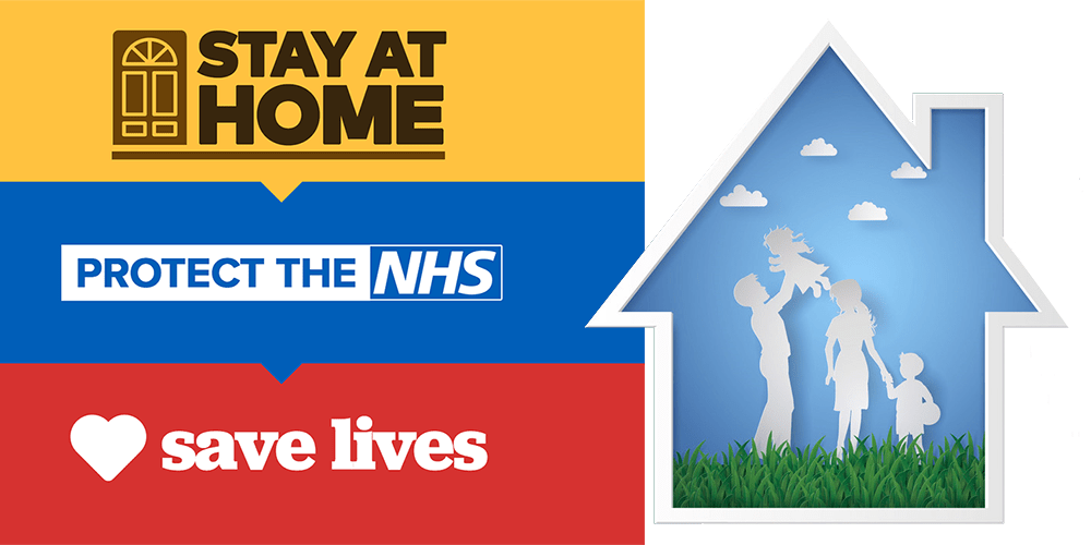 LEEDS STAY AT HOME PROTECT THE HNS SAVE LIVES