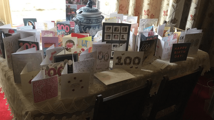 Leeds Homeshare householder celebrates 100th birthday