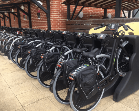 Free electric bike trials for commuters in Leeds