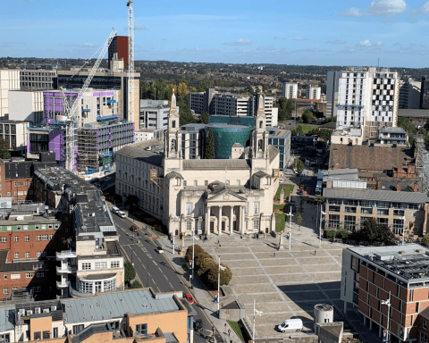 Leeds Civic Hall Millennium Square