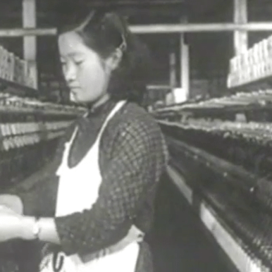 By the end of the 1940s, there were 4,550 textile factories in Shanghai and the majority were staffed with female migrant workers from neighbouring Zhejiang province.