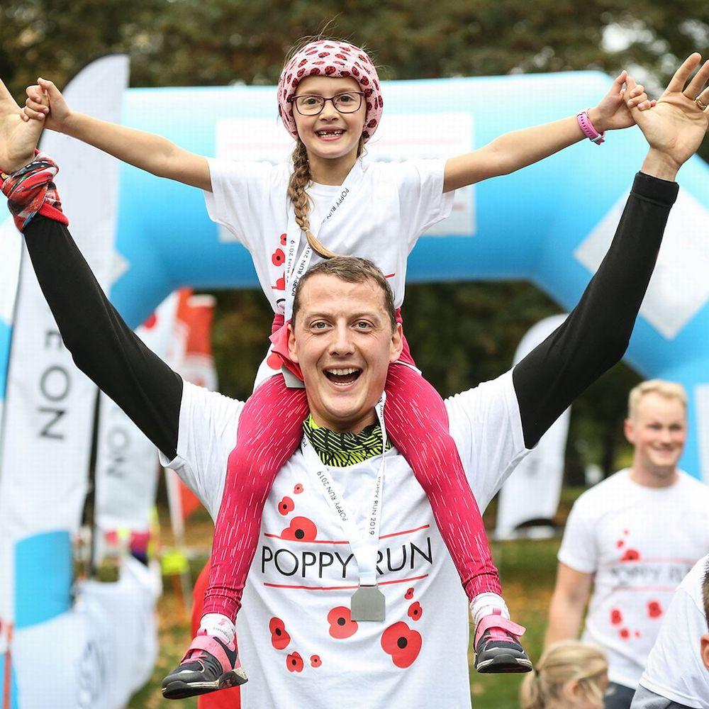 Leeds Poppy Run