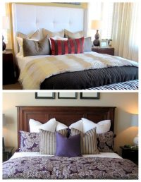 How to Arrange Bed Pillows: Pillow Talk