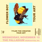 "Tyler The Creator ""Flower Boy"" Tour"