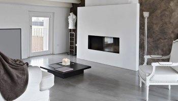 Slaapkamer vloer | Leef-Beton