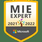 Microsoft Innovative Educator Expert 2021-22