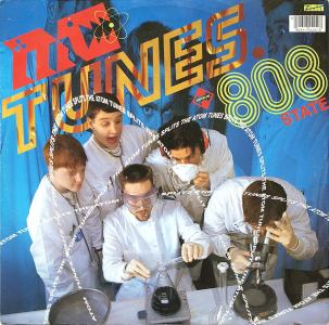 'Tunes Splits The Atom' by MC Tunes Versus 808 State, ZTT, 1990