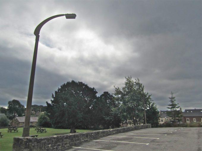 Stanton 6B lighting column