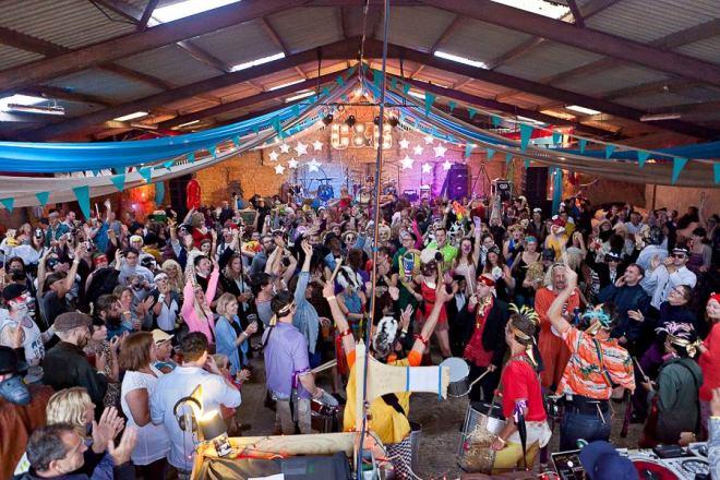 Cock & Bull Festival DJs work their magic