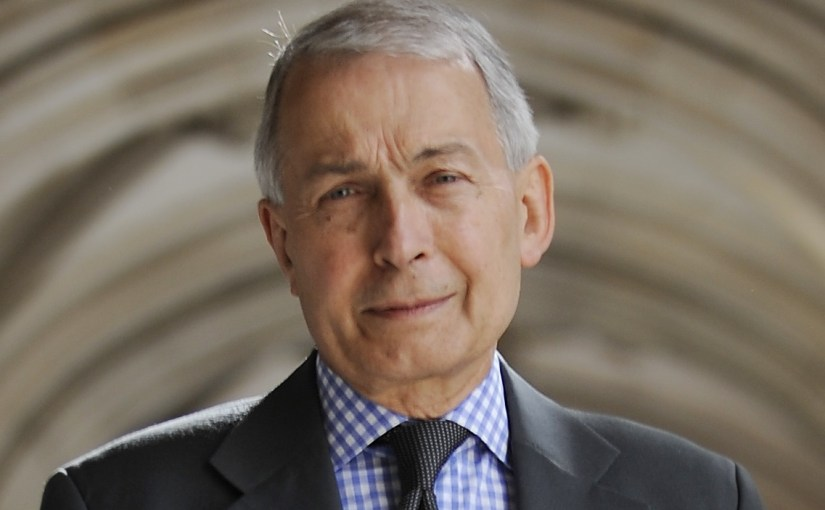 A nation divided: Frank Field MP on Brexit