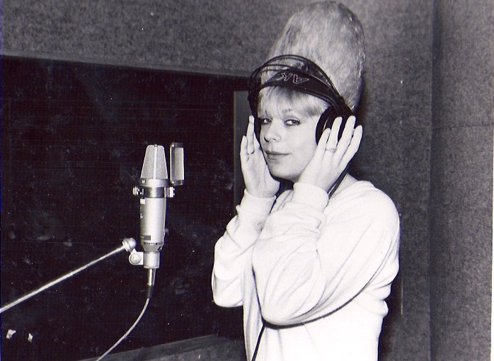 Mari Wilson in her 1982 pomp.