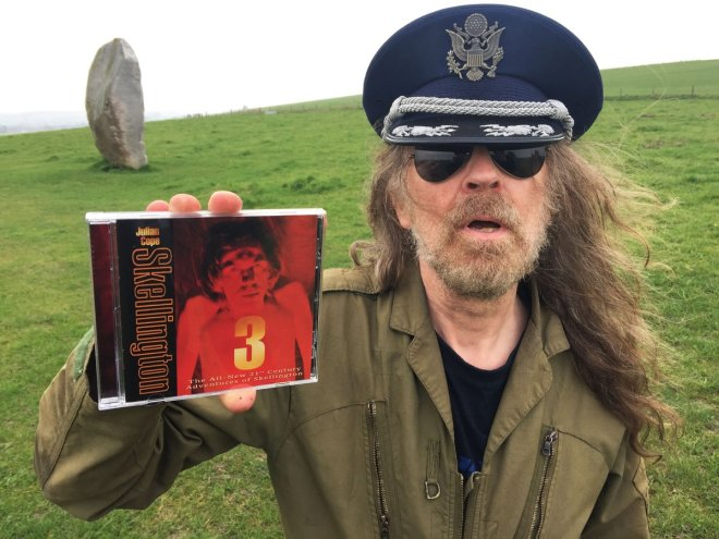 Julian Cope with new album Skellington 3
