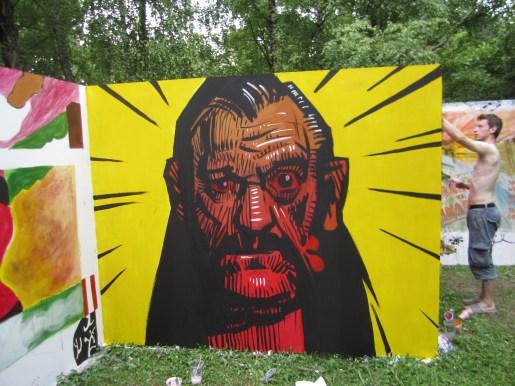 Lemmy from Motörhead artwork