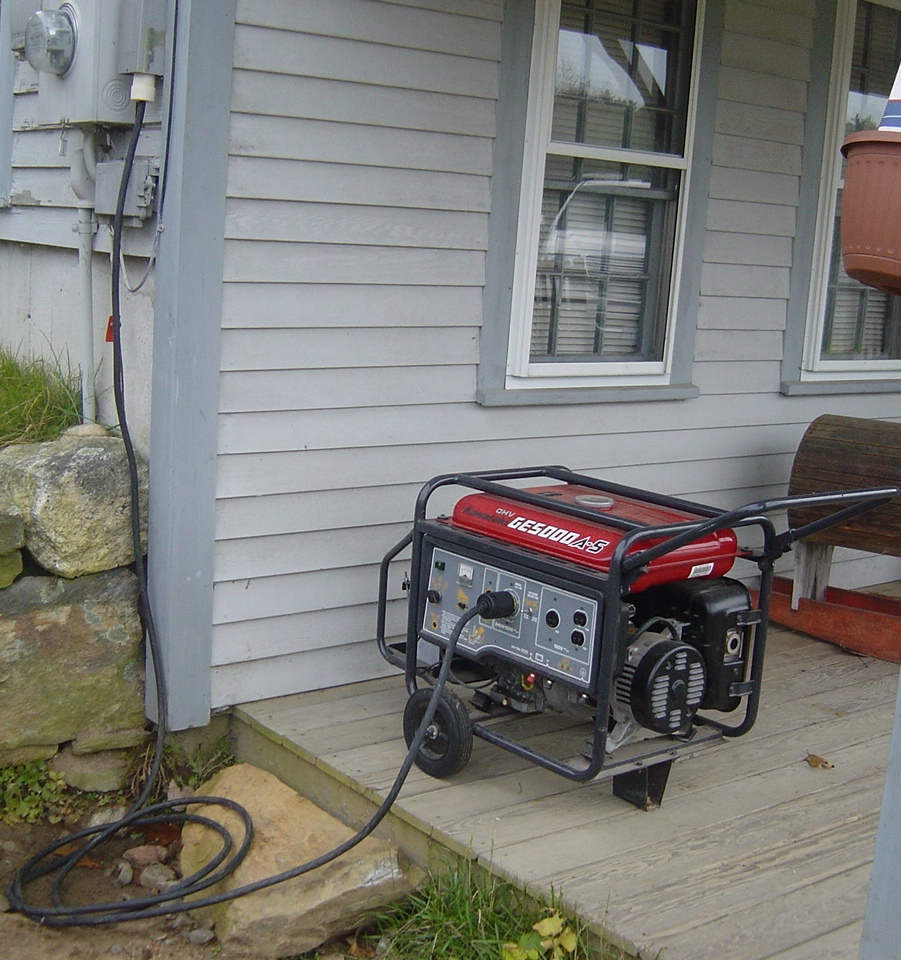Wiring Home For Portable Generator