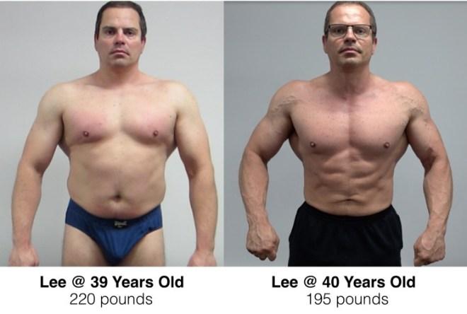Lee Hayward Muscle After 40 Blueprint