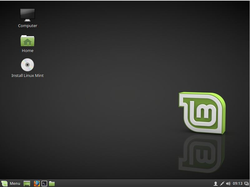 Tutorial covering the installation of Linux Mint 18.1 Serena with the Cinnamon desktop