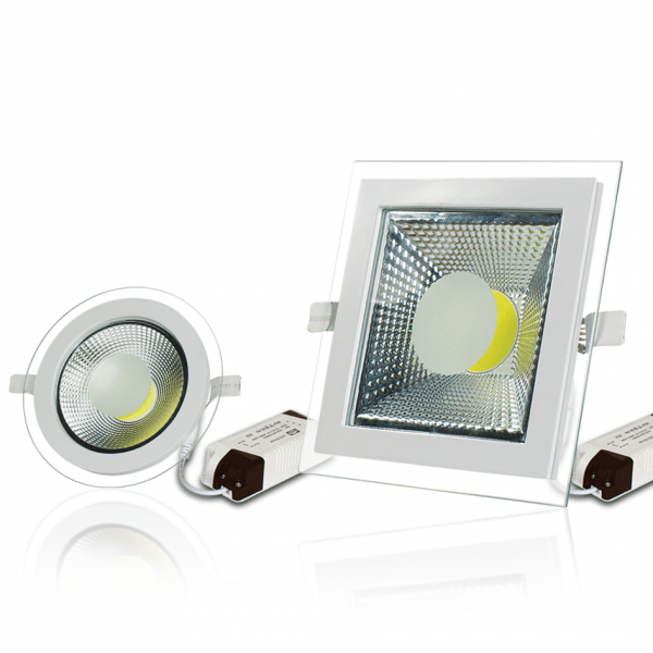 LED COB Panel Light (7W, 12W, 15W)