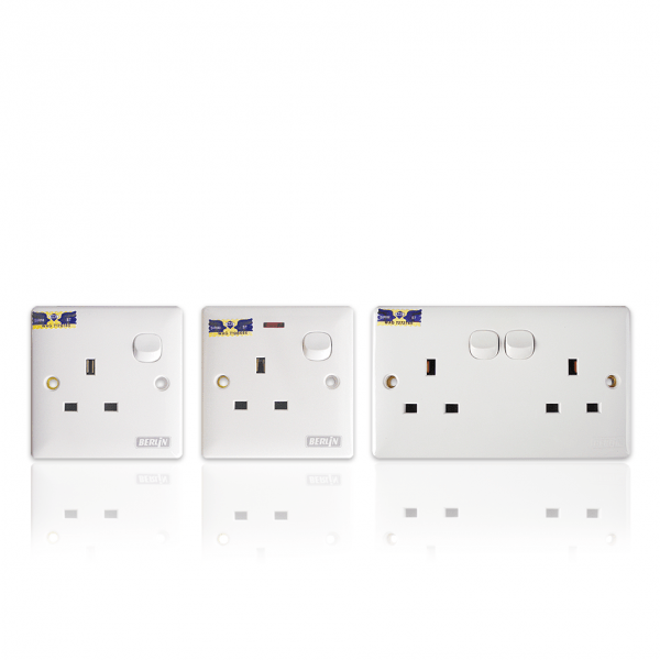 Switch Socket (Single, Double) SIRIM