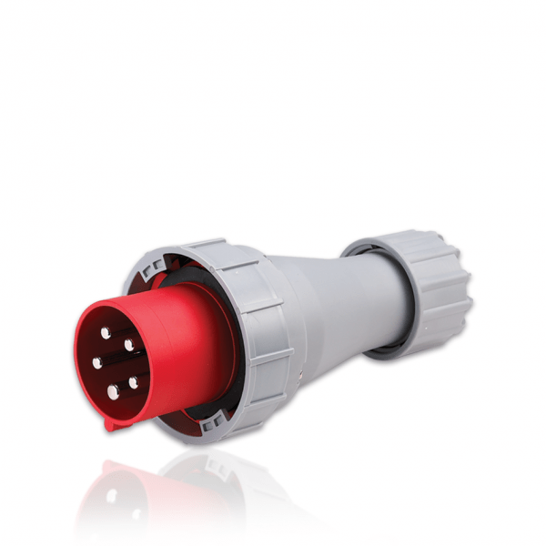 Plug 5P 6H (63A)
