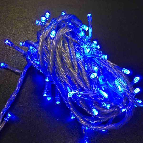 LED Christmas Lights - Blue