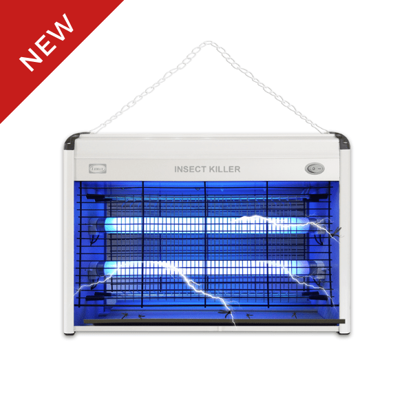 LEMAX Insect Killer IK2-10 (Lights on)