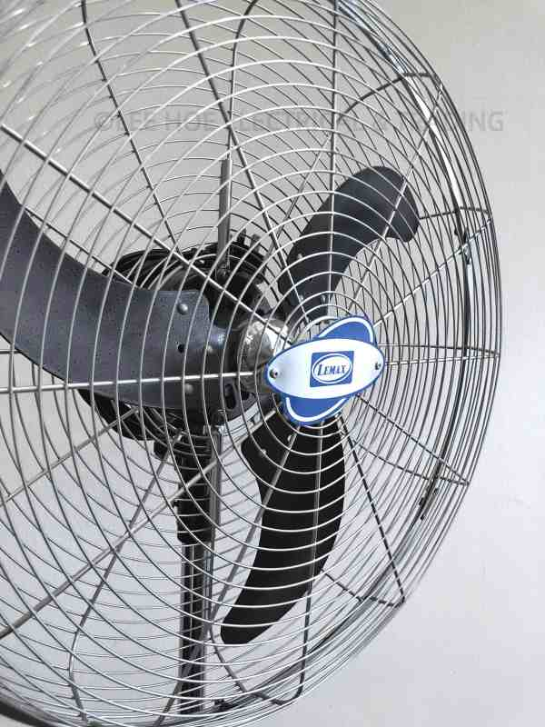 """Industrial Stand Fan (18"""") ISF-18"""