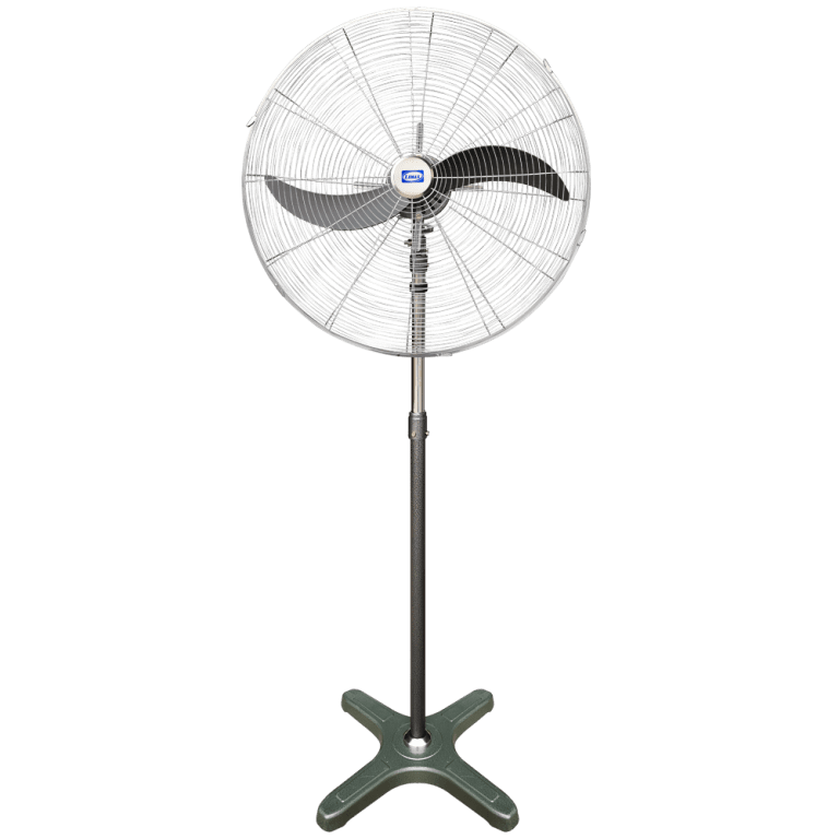 """LEMAX Industrial Stand Fan (26"""")"""