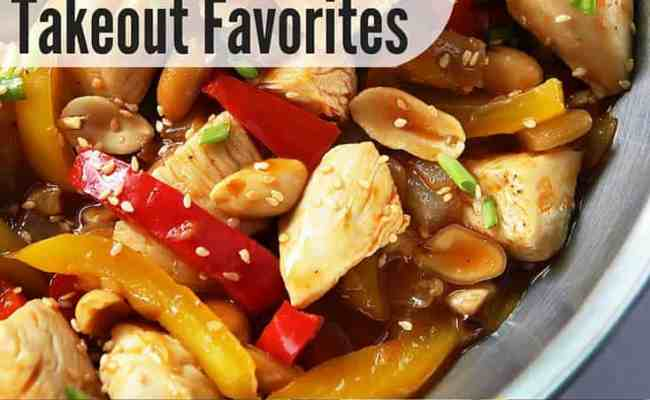 15 Quick Easy Recipes For Homemade Takeout Favorites