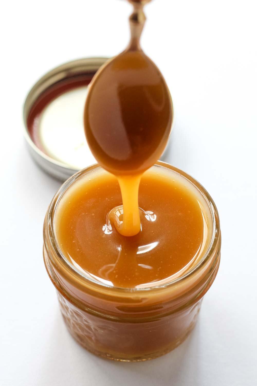 How To Make Vegan Caramel Sauce Video 187 Leelalicious