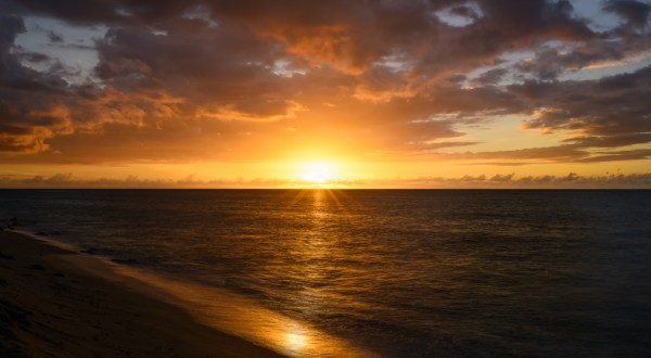 fine art photography sunset hawaii